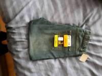 Jeans waist 32 brand new