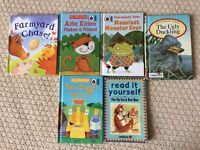 Selection early reader books