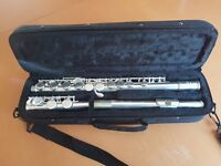 Silver SMS Academy Flute