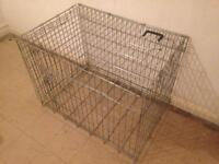 Pet / dog cage in good condition