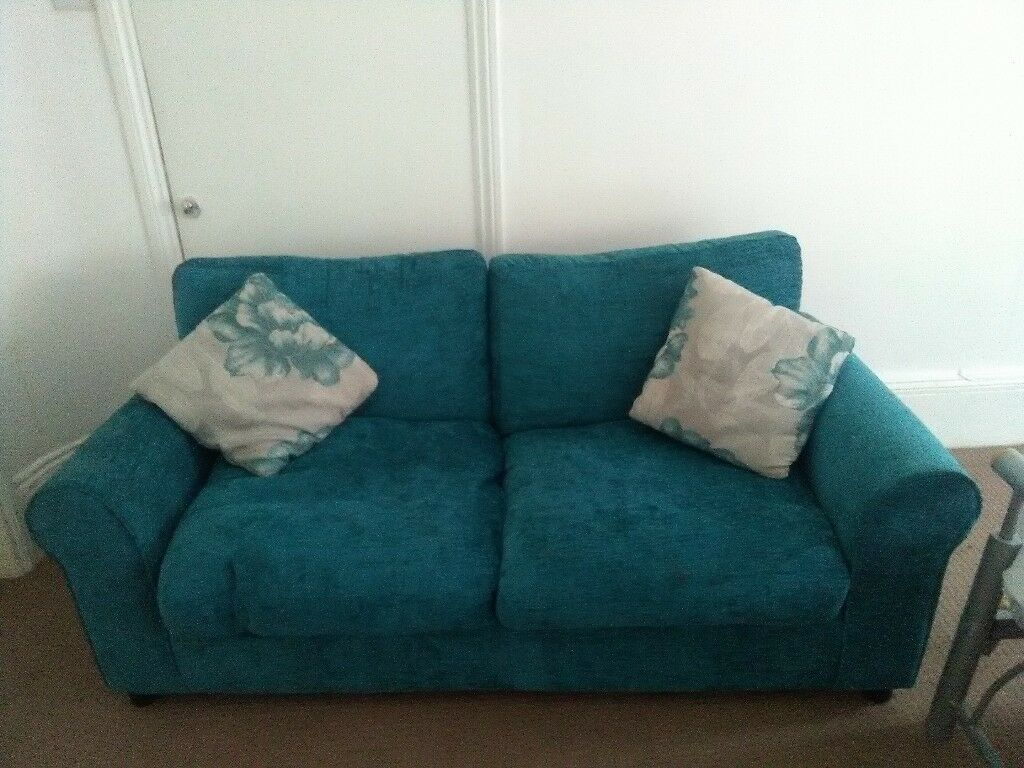 Free 2 Seater Sofa Bed Collection Edmonton Green Good Condition