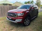 Ford Everest Trend Jul 2016 Woy Woy Gosford Area Preview