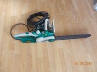 Electric Chainsaw by Coopers of Stortford
