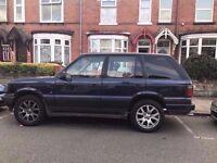 Land Rover Range Rover not Toyota Vauxhall bmw mercedes