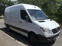 MERCEDES SPRINTER 311 CDI 2012 - EURO 5 - 1 OWNER FROM NEW WITH FULL SERVICE HISTORY - NO VAT!!!!!!!