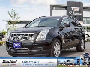 2015 Cadillac SRX Luxury 2.99% for up to 60 months O.A.C.!