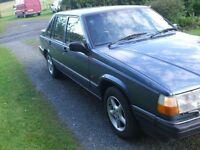 want a reliable car well here it is Volvo 940 4 door saloon 2 owners only fsh