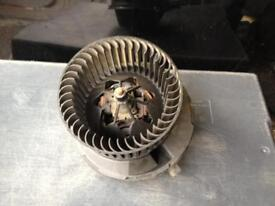 VW Passat b6 golf mk5 Audi A3 seat Skoda heater blower motor