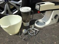 Kenwood chef retro for spares and repairs.... offers please