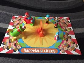 Happylands circus