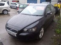 Volvo S40 SE,4 door saloon,6 speed manual,full heated leather interior,FSH,full MOT,clean tidy car