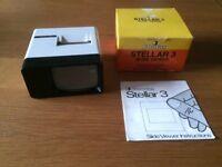 Photax Stellar 3 slide viewer