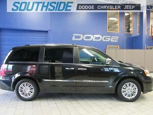 2015 Chrysler Town & Country LIMITED w/SAFETY/LEATHER/SUNROOF