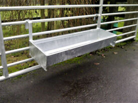 Stockmaster Hook Over Livestock Trough - NEW