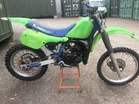Kx 125 1987 evo swap for Honda grom mxs