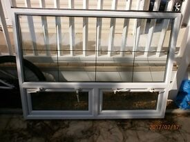 61 BY 44 INCH LARGE LEADED CARAVAN DOUBLE GLAZED WINDOW colection nr304hg gt yarmouth