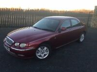 2003 03 ROVER 75 1.8 CLUB SE 4 DOOR SALOON - *LOW MILEAGE*, FEB 2017 M.O.T - IDEAL FAMILY BARGAIN