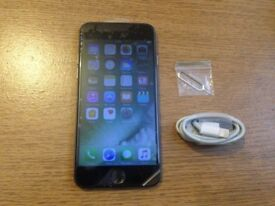 IPHONE 6 SPACE GREY 16GB EE £120 NO OFFERS *** ADVERT 93 ***