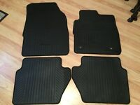 Genuine Ford Fiesta rubber mats,from 2014 model