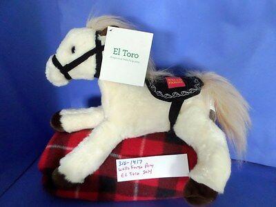 Wells Fargo Pony El Toro 2014 plush(310-1417)
