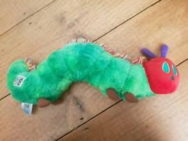 Very large hungry caterpillar toy (see photos for scale)