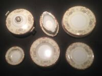 Noritake China Made In Occupied Japan - 25 Pieces