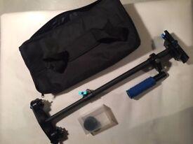 BARGAIN! - 40 Centimeter Mini Carbon Fiber Handheld Camera Stabilizer