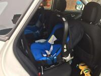 Britax Child Car Seat + ISO Fix Base