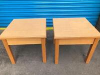SET OF SIDE TABLES