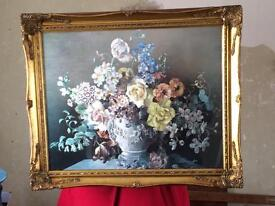 Floral picture