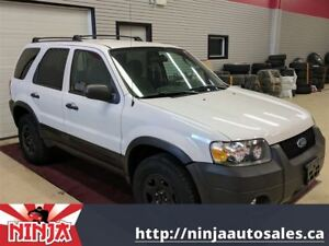 2007 Ford Escape XLT-V6-Excellent Winter Tires And Stereo