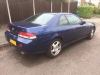 Honda Prelude 2.2 VTI Auto '98 Blue 140k