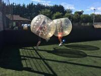 Used Zorb Football/Bubble Football equipment
