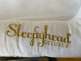 Sleepyhead DELUXE+ baby sleeping pod / bedding