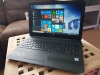 HP 250 G5 / Intel Core i7 / 3.1 GHz Turbo Processor / 8GB DDR4 / 256GB SSD