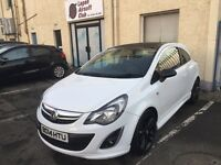 "Vauxhall corsa 1.2 limited edition 17"" alloys"