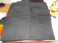 5x pairs of new boys school trousers age 14-15yrs