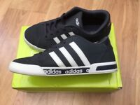 Adidas Trainers size 4, worn once