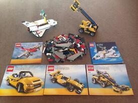 LEGO City (3367), LEGO Creator (5767) and more
