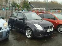 2006 55 suzuki swift 1.5 5 door full mot