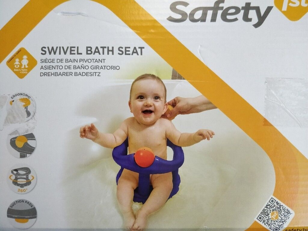 Baby swivel bath seat | in Perth, Perth and Kinross | Gumtree