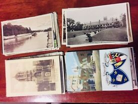 65x old postcards of Oxford and Oxford Colleges