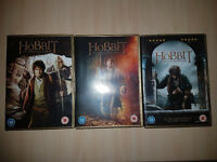 The hobbit collection DVD set