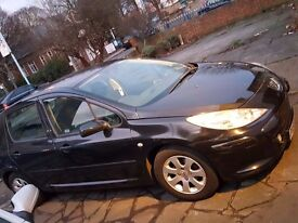 peugeot 307 1.4 petrol MOT NOVEMBER 2017 JUST 799