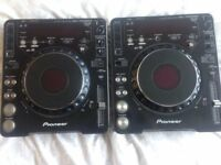 Pioneer CDJ 1000 Mk3's
