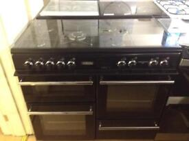 Leisure 100cm gas cooker (Dual fuel)