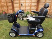 Mobility scooter colt pride plus portable comes apart
