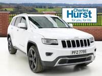 Jeep Grand Cherokee V6 CRD LIMITED (white) 2013-11-26