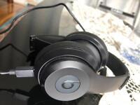 BEATS BY DR DRE Solo 3 Wireless Bluetooth Headphones - Matt Black