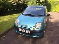 CHEVROLET MATIZ 1.0 ONE OWNER 17,000 MLS CHEAP TAX